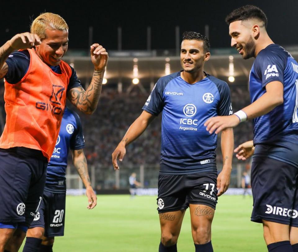 Gol de Dayro Moreno en Talleres: en Huracán lo buscaron para pelear 1