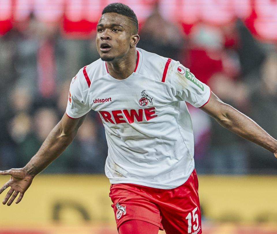 Bundesliga hoy: números de Jhon Córdoba con Colonia | Noticias hoy | Colombianos en el Exterior 1