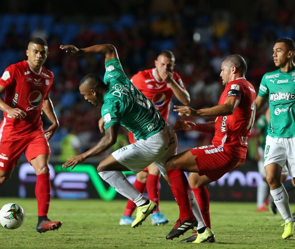 Copa Libertadores y Copa Suramericana: así están Cali y América | Futbol Colombiano | Liga BetPlay 2