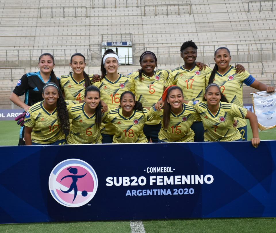 Colombia perdió 2-1 ante Venezuela en el Suramericano Sub-20, peligra la clasificación. | Selección Colombia 1