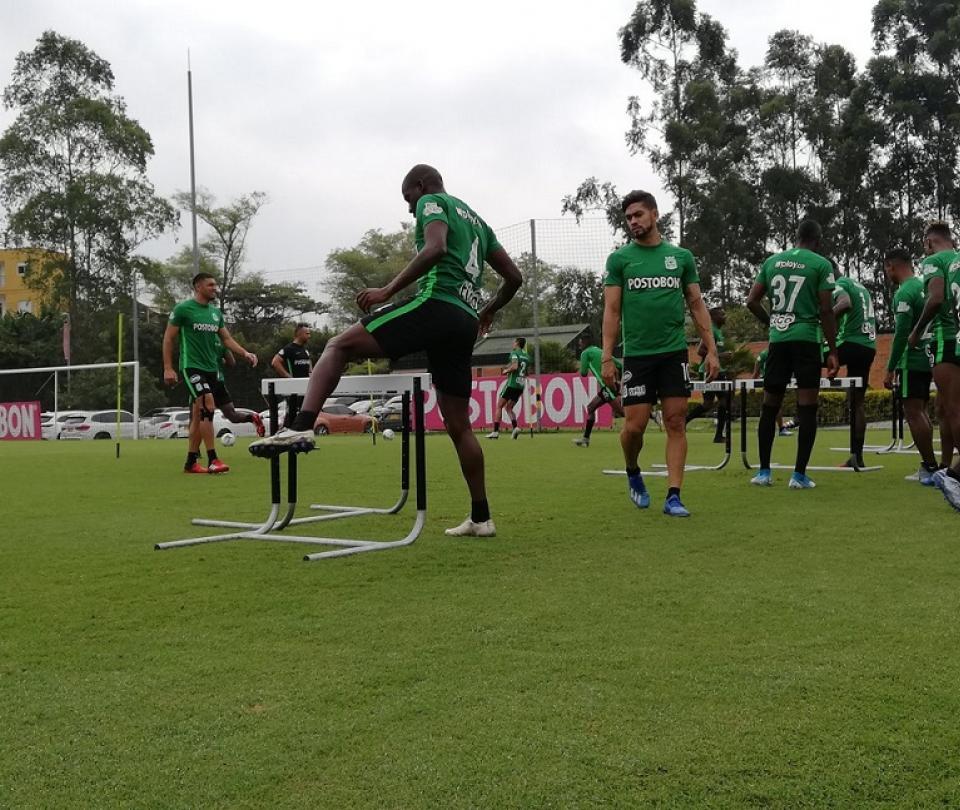 Atlético Nacional presenta dos casos de coronavirus | Covid-19 Colombia | Últimas noticias hoy | Futbol Colombiano | Liga BetPlay 1