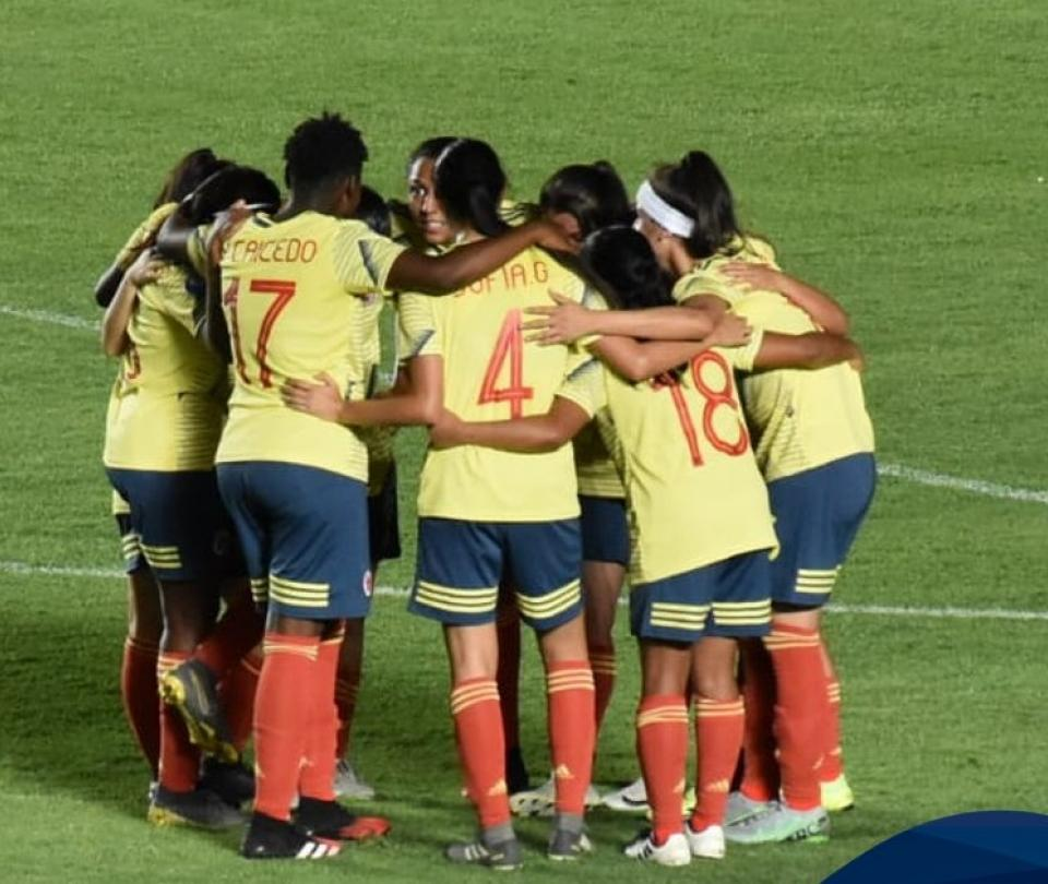 Coronavirus hoy Sudamericano Sub20 será suspendido informó este jueves Conmebol | Futbol Colombiano | Fútbol Femenino 1