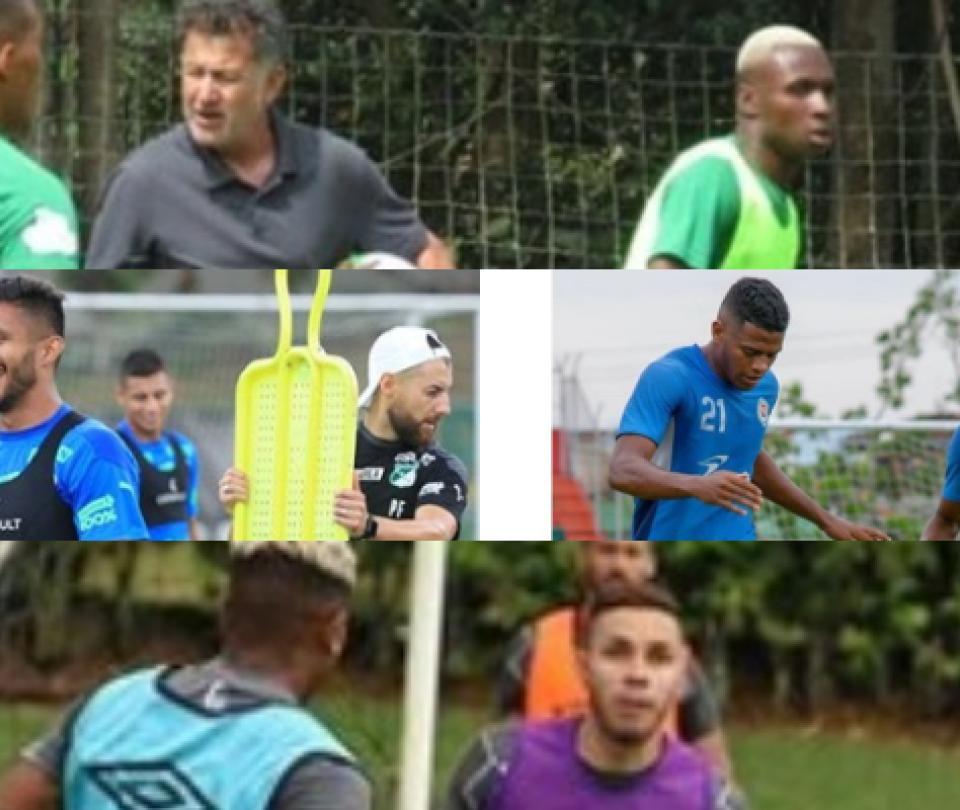 Noticias coronavirus: así trabajarán equipos Colombia Liga suspendida   Futbol Colombiano   Liga BetPlay 1