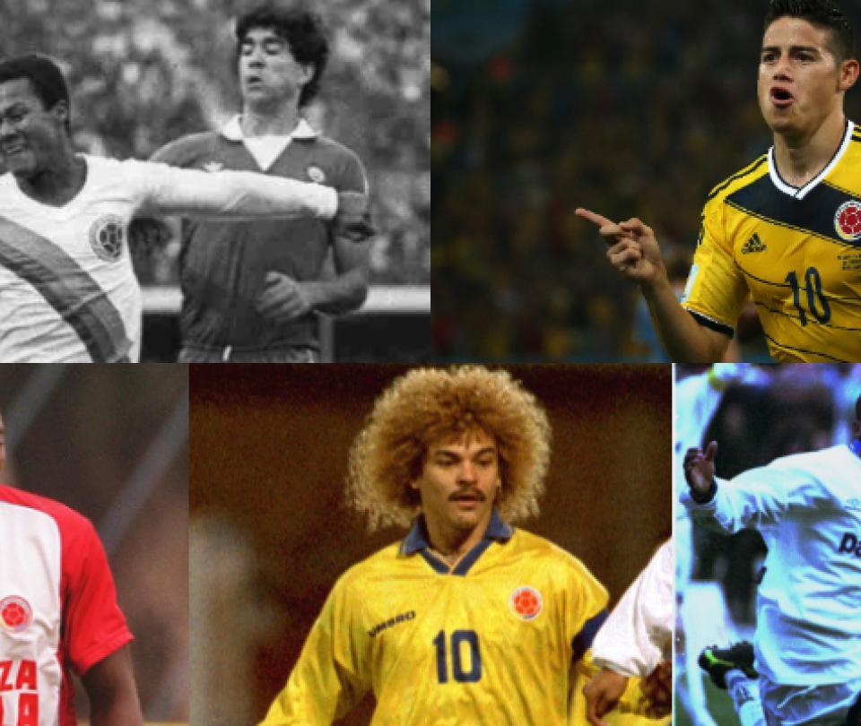 Goles históricos del fútbol colombiano: el 'Tino' acaba con el Milan 1