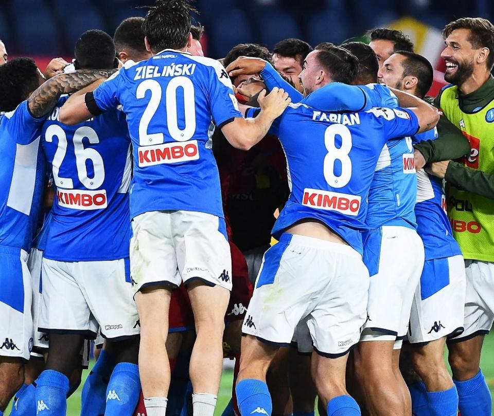 Napoli se refuerza: delantero sería el fichaje más caro de su historia 2