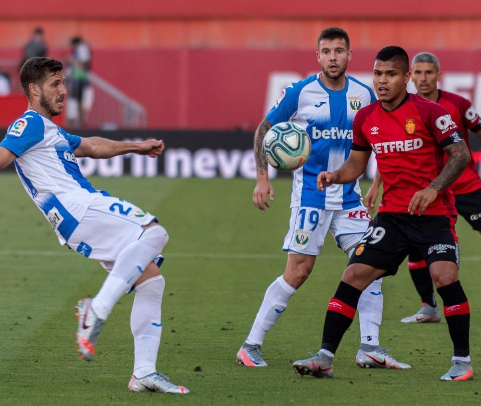 Mallorca vs Leganés: goles y mejores momentos del partido. Resultado y zona del descenso en LaLiga | Liga de España 1