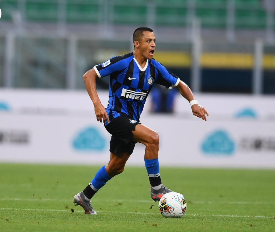 ¡Volvió el niño maravilla! Alexis Sánchez guía al Inter en la goleada 2