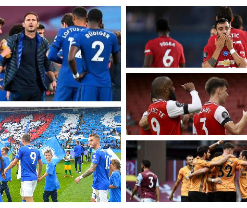 Premier League: mano a mano emocionante, equipos que luchan por clasificar a Champions | Premier League 2