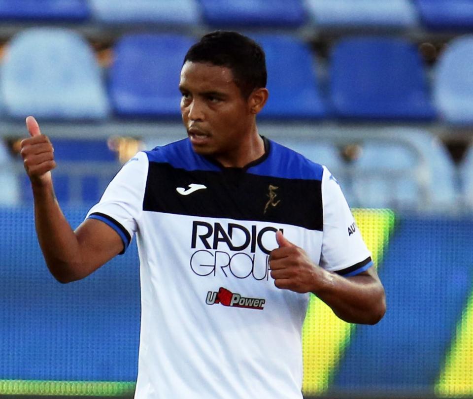 Luis Muriel Gol (VIDEO) Serie A: Atalanta vs Cagliari: resumen, resultado | Colombianos en el Exterior 2