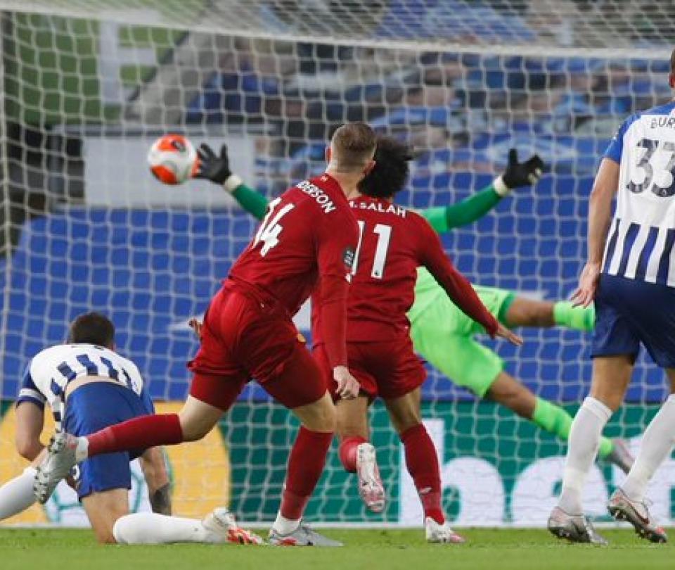 Premier League: Brighton vs Liverpool, resultado, detalles, goles | Premier League 2