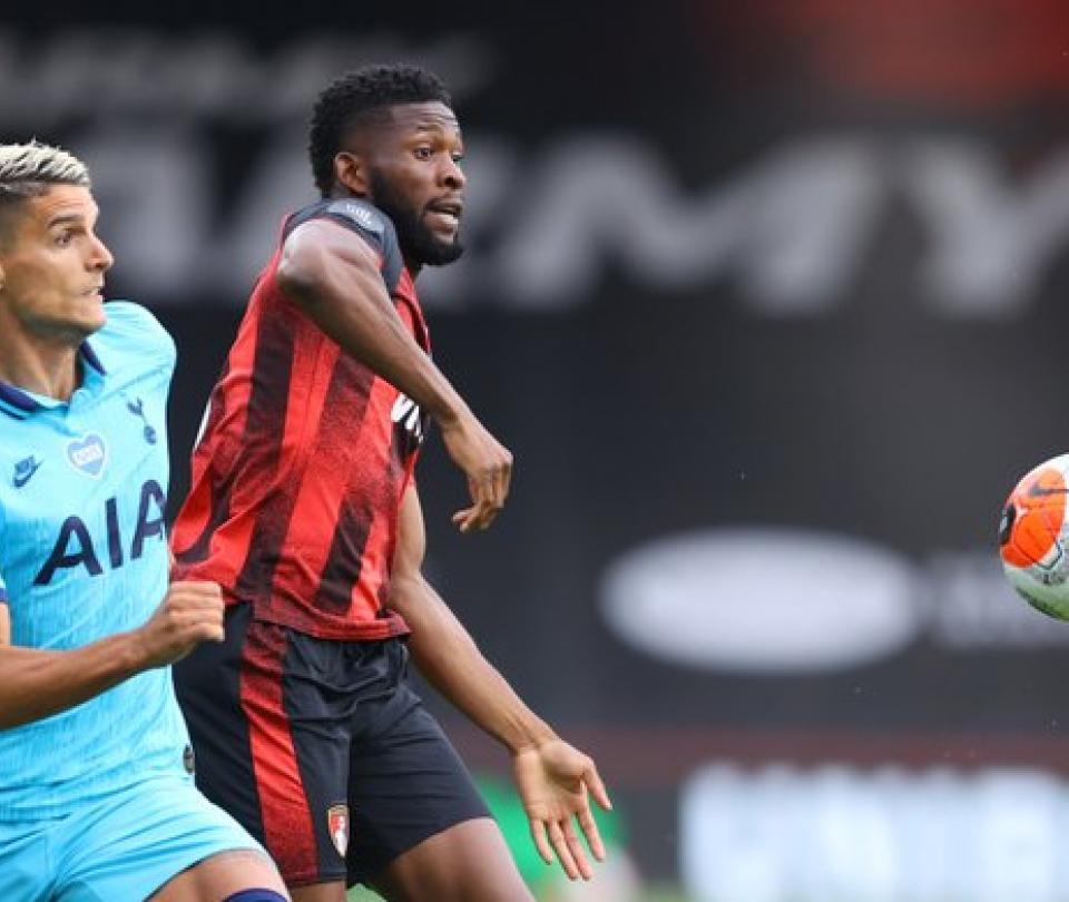 Premier League: Bournemouth vs Tottenham, resultado, Lerma, Dávinson | Premier League 2