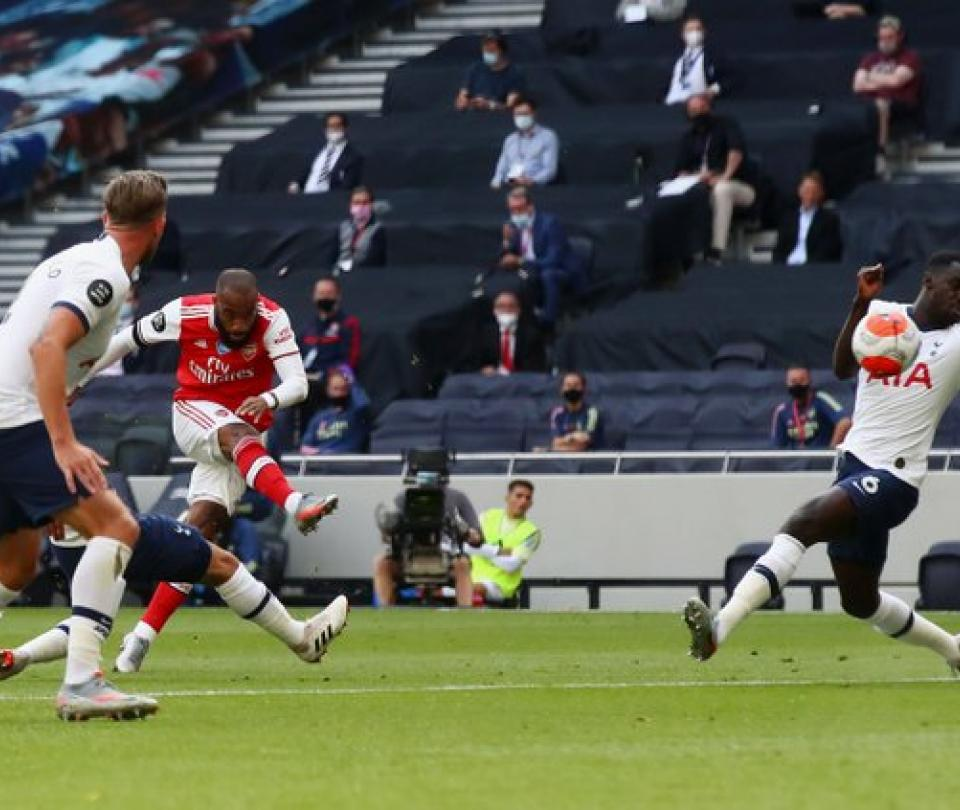 Premeir League: Tottenham vs Arsenal, resultado, goles, con Dávinson | Premier League 2