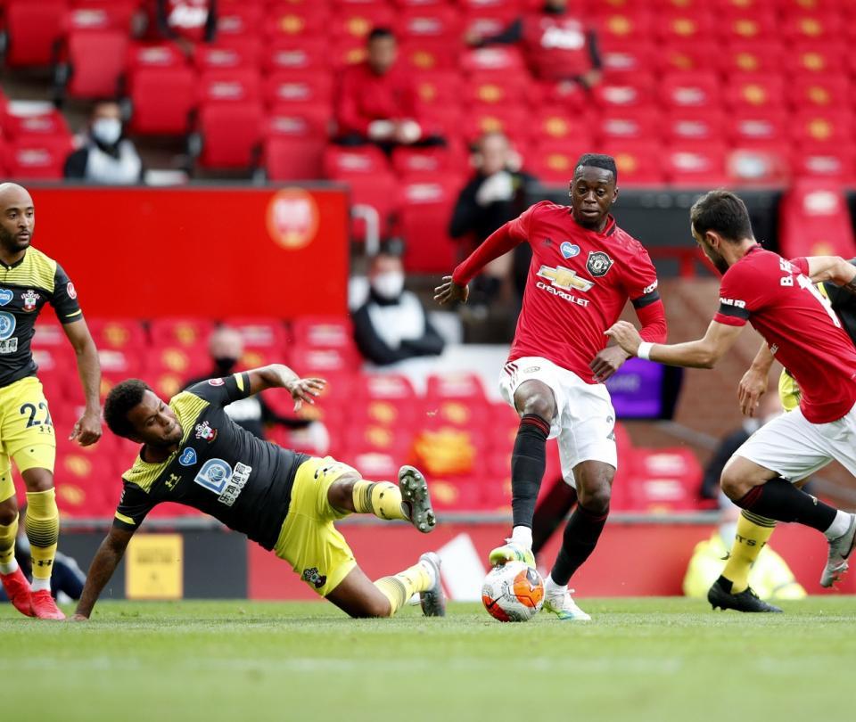 ¡Lo que dejó escapar Man. United! Le empataron al minuto 90+7 2
