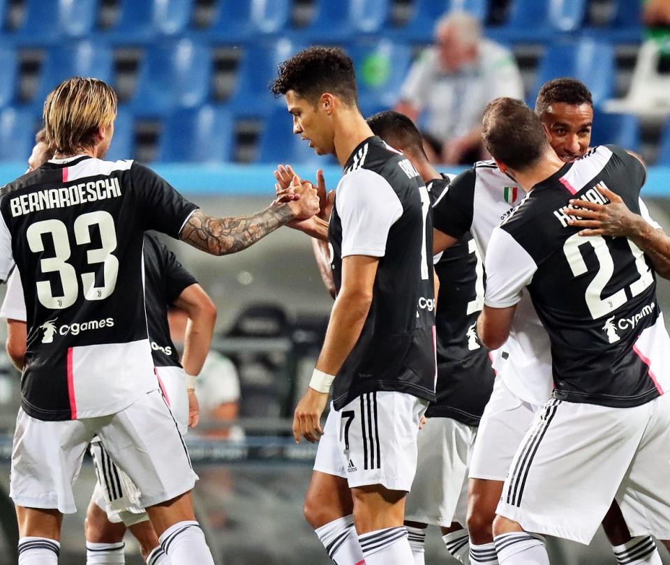 ¡Se mataron a goles! Juventus y Sassuolo protagonizaron un partidazo 1