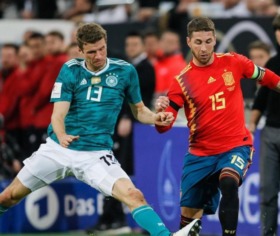 Federación Alemana buscará tener público en el partido frente a España | Noticias fútbol | Selecciones Nacionales 1