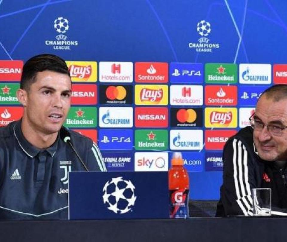 ¿Juventus quiere seguir con Sarri y CR7? Director deportivo confiesa 2