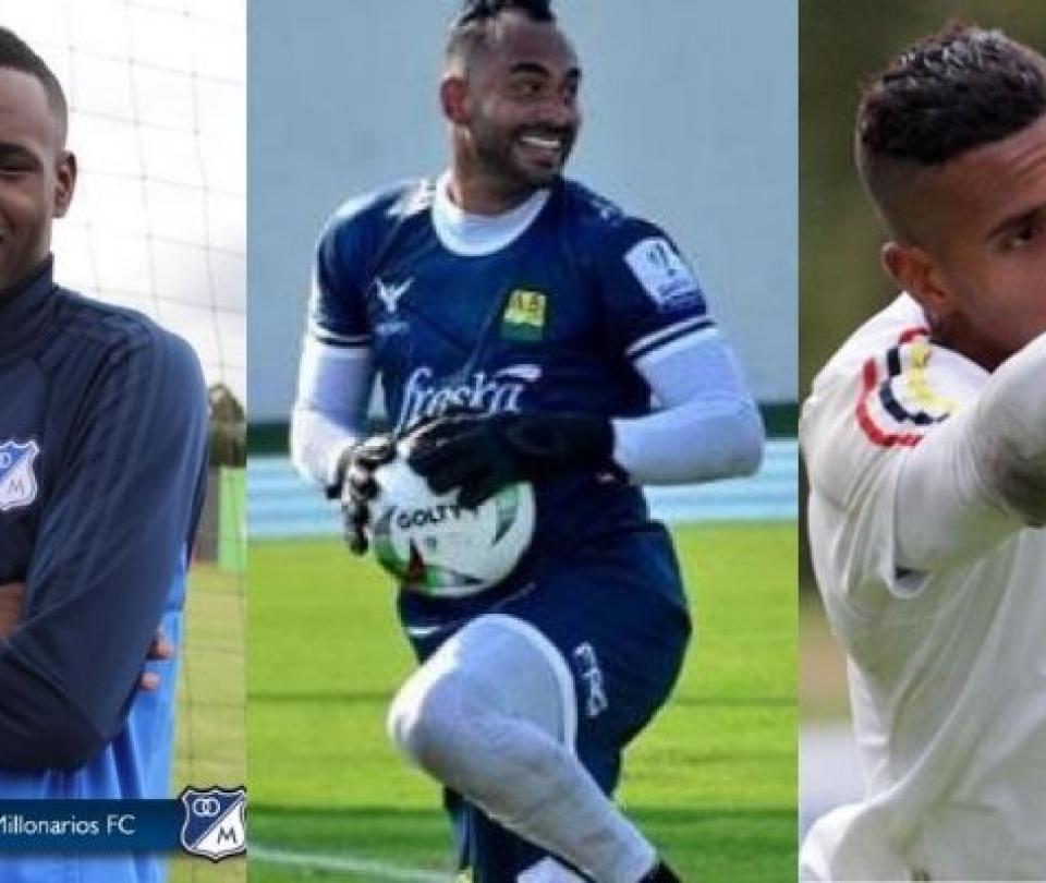 Millonarios: el arquero titular debe ser Vargas, Bonilla o Moreno | Colombia hoy | Futbol Colombiano | Liga BetPlay 1