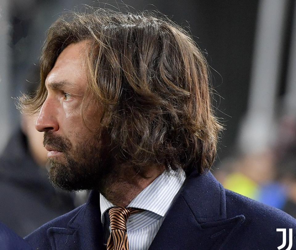 juventus andrea pirlo califica su actuación ante el Napoli | Serie A 1