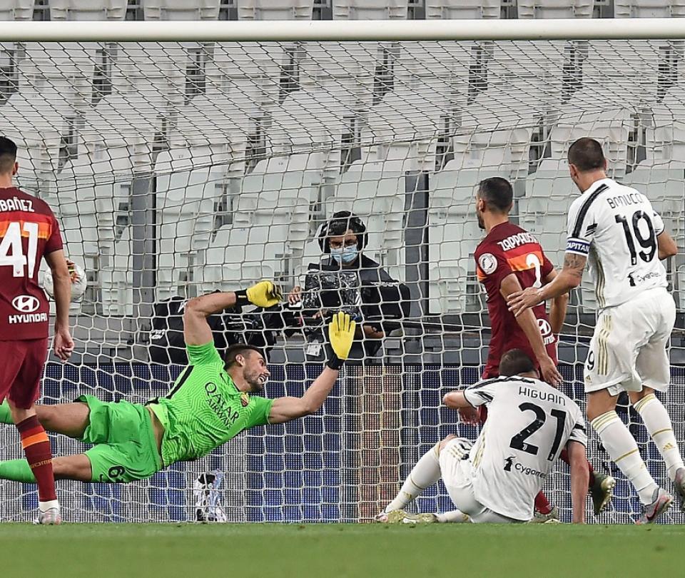 Juventus vs. Roma: vea todos los goles de un partidazo en la Serie A 2