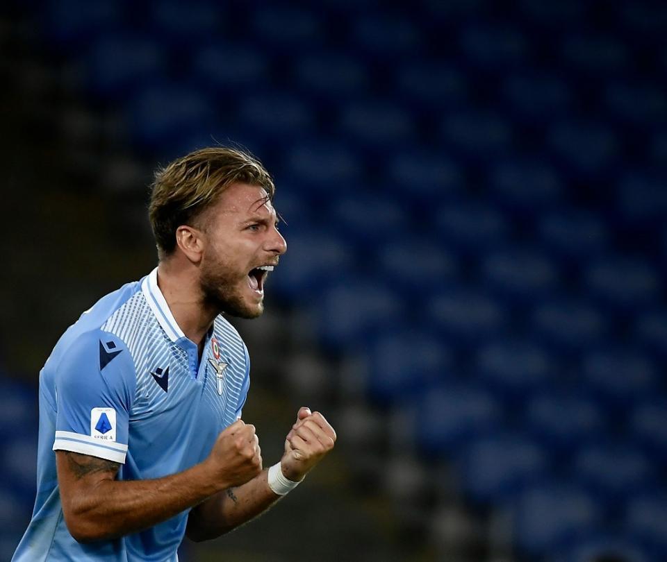 Lazio renueva a su máxima figura: Immobile seguirá con 'Las Águilas' 1
