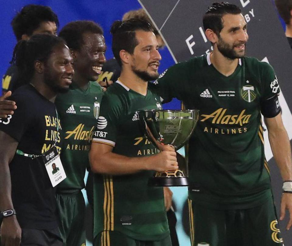 Portland campeón de la MLS: los Chará y tres colombianos más celebran 1