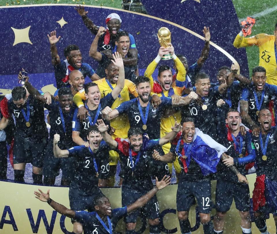 Selección Francia: equipo titular y recambio de la plantilla jóvenes promesas | Curiosidades | Selecciones Nacionales 1