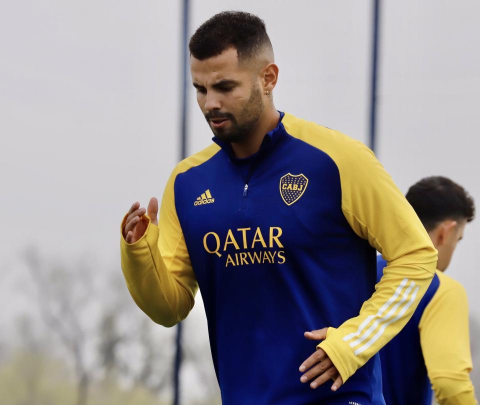 Los colombianos de Boca Juniors que no se han contagiado de covid-19 1