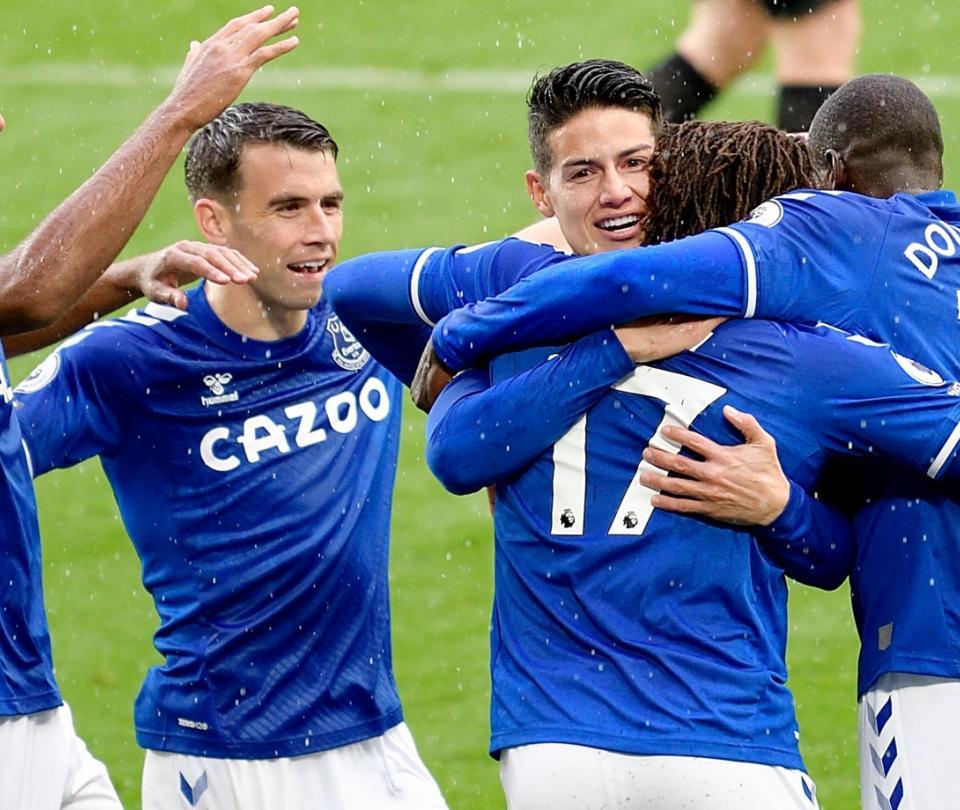 FA Cup: Everton vs Rotherham United, día, hora colombiana, alineaciones probables, James y Mina disponibles   Premier League 1