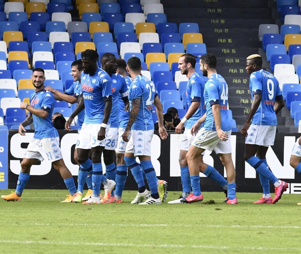 EN VIVO: Hellas Verona vs Napoli, siga acá el partido de Serie A 1