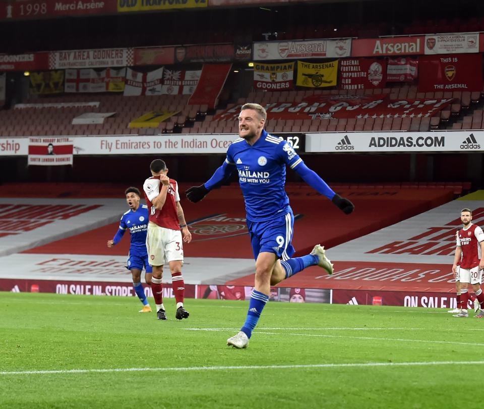 VIDEO GOL Arsenal 0 - 1 Leicester: Premier League | Premier League 1