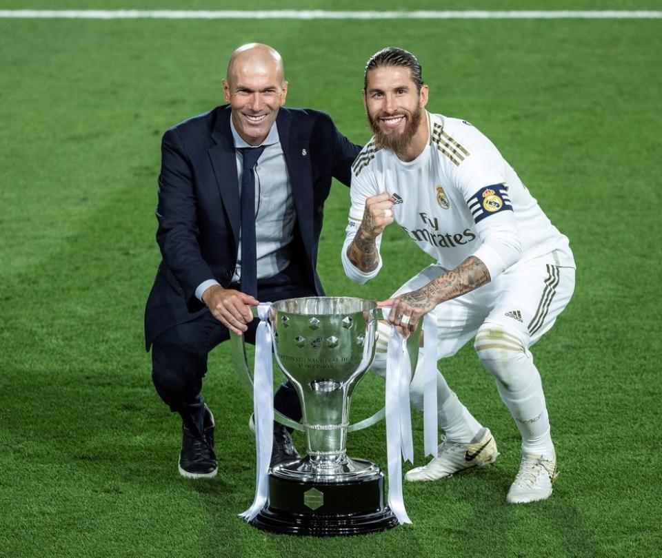 Zinedine Zidane salida del Real Madrid y posibilidad de la Selección de Francia | Liga de España 1
