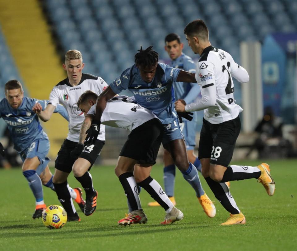 Spezia vs Atalanta: resultado, crónica, goles, Duván Zapata fue titular | Otras Ligas de Fútbol 1