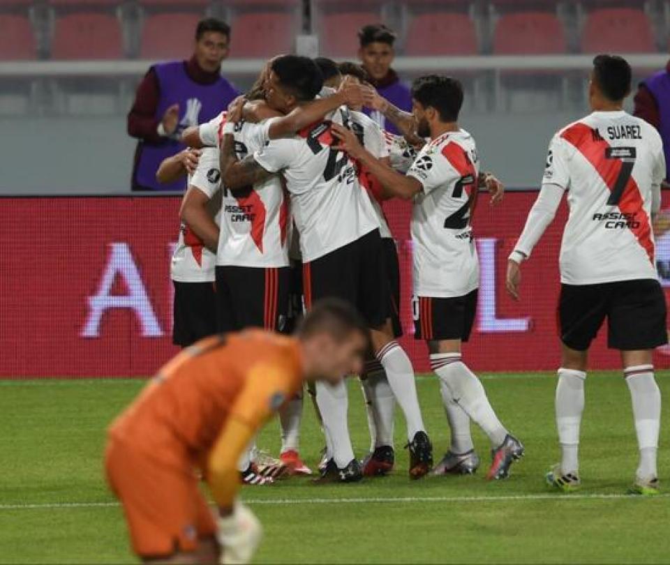 River Plate: Enzo Pérez dio positivo para covid-19, Copa Libertadores   Copa Libertadores 1