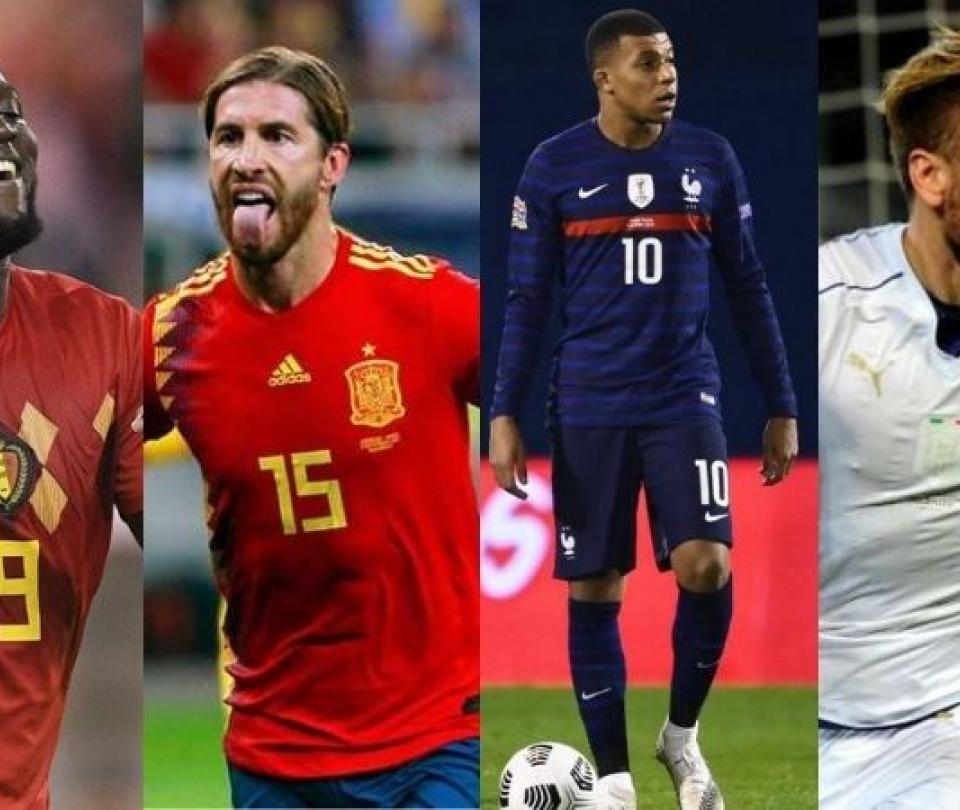 Europa conoció el camino de la Eliminatoria para el Mundial de Catar 2022 | Selecciones Nacionales 1