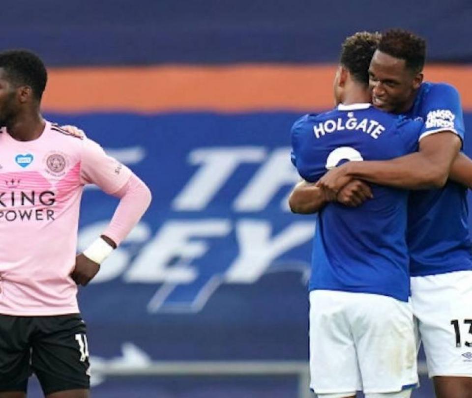 No está James, pero sí Mina: Everton vs Arsenal, día, hora y dónde ver 1