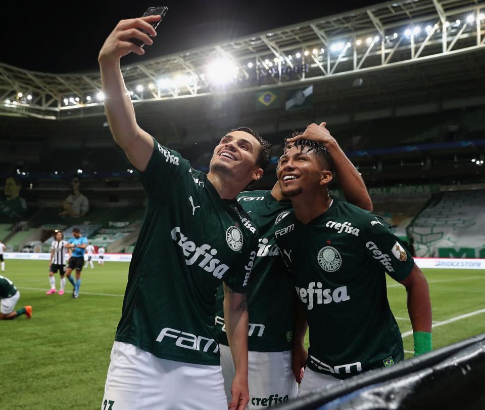 Palmeiras vs Libertad 3-0 crónica del partido Copa Libertadores 2020   Copa Libertadores 1