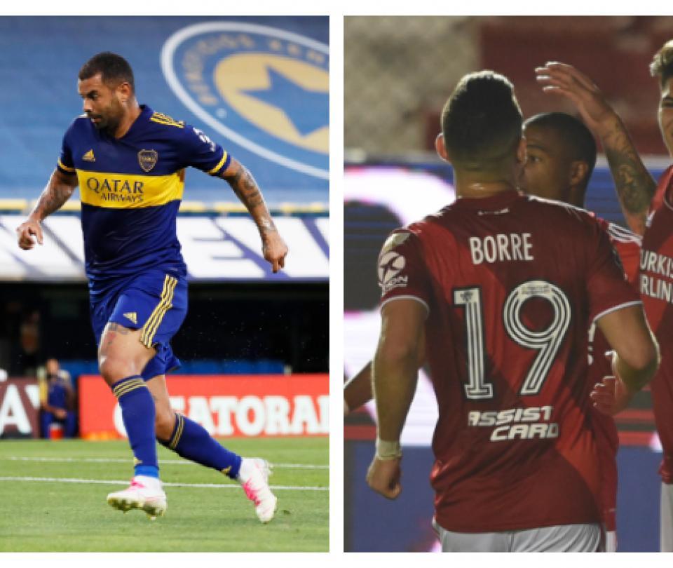 ¡Superclásico con colombianos! EN VIVO: Boca Juniors vs River Plate 1