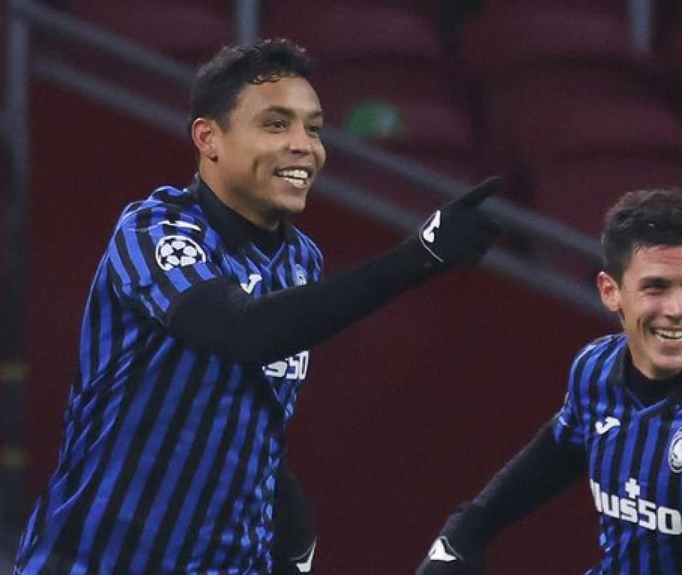 Atalanta vs Torino EN VIVO: Muriel es titular en partido de la Serie A 1