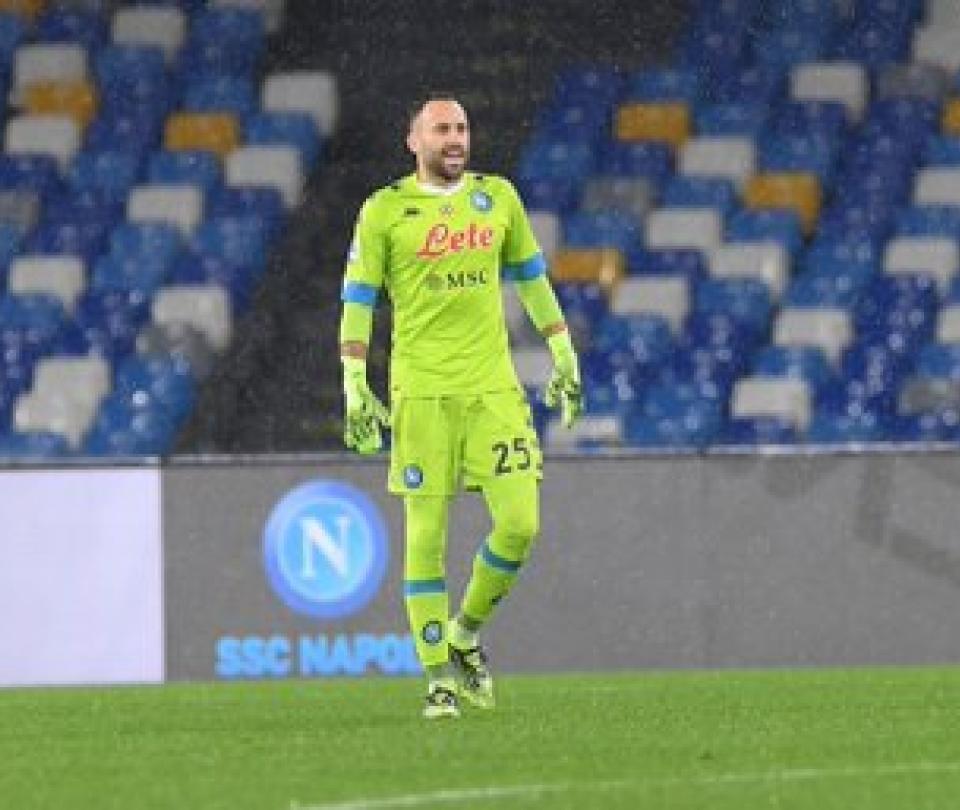 Napoli entrega parte médico de Ospina: ¿debe preocuparse Colombia? 1