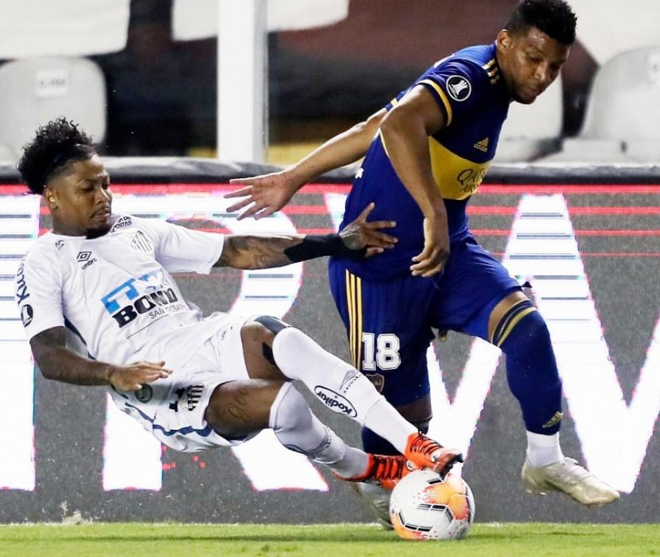 Boca Juniors: críticas de Chicho Serna por eliminación contra Santos en Copa Libertadores | Duro contra Fabra | Colombianos en el Exterior 1
