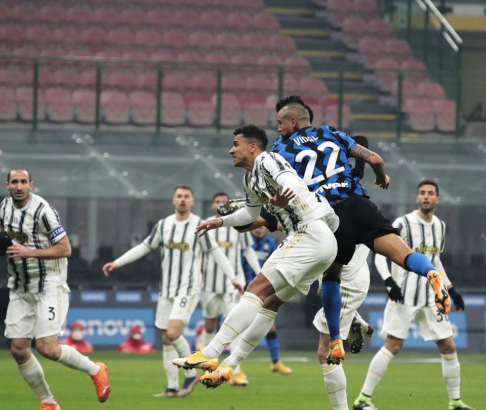 Juventus vs Inter de Milán, EN VIVO, minuto a minuto, véalo gratis online | Serie A 1