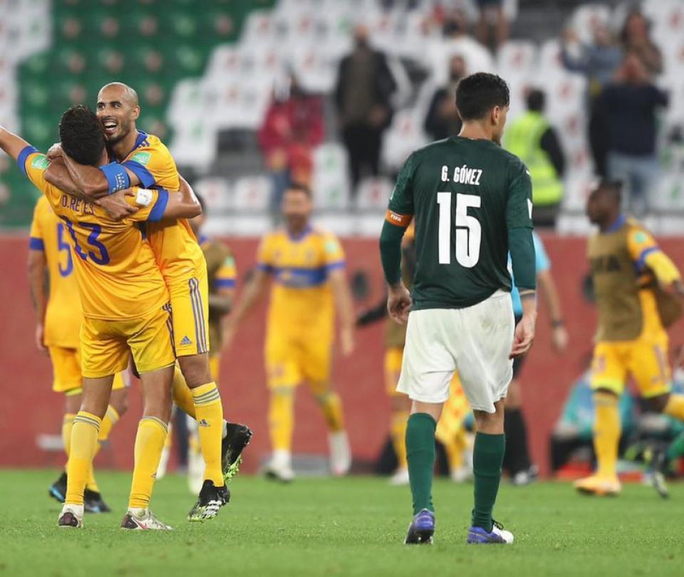 Brilló un colombiano: Tigres es finalista del Mundial de Clubes 1