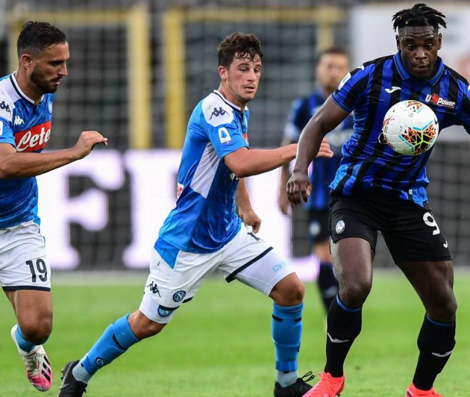 Atalanta vs. Nápoles: hora y dónde ver la semifinal de Copa Italia 1