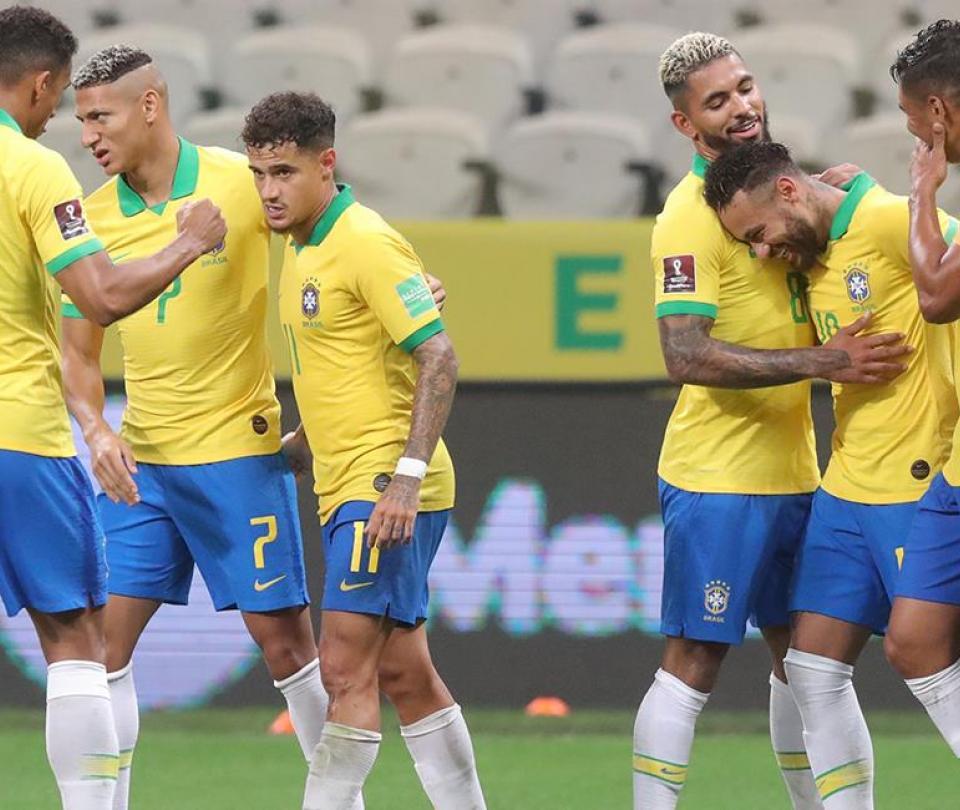 Lista de convocados de Brasil para las Eliminatorias frente a Ecuador y Paraguay | Selecciones Nacionales 1