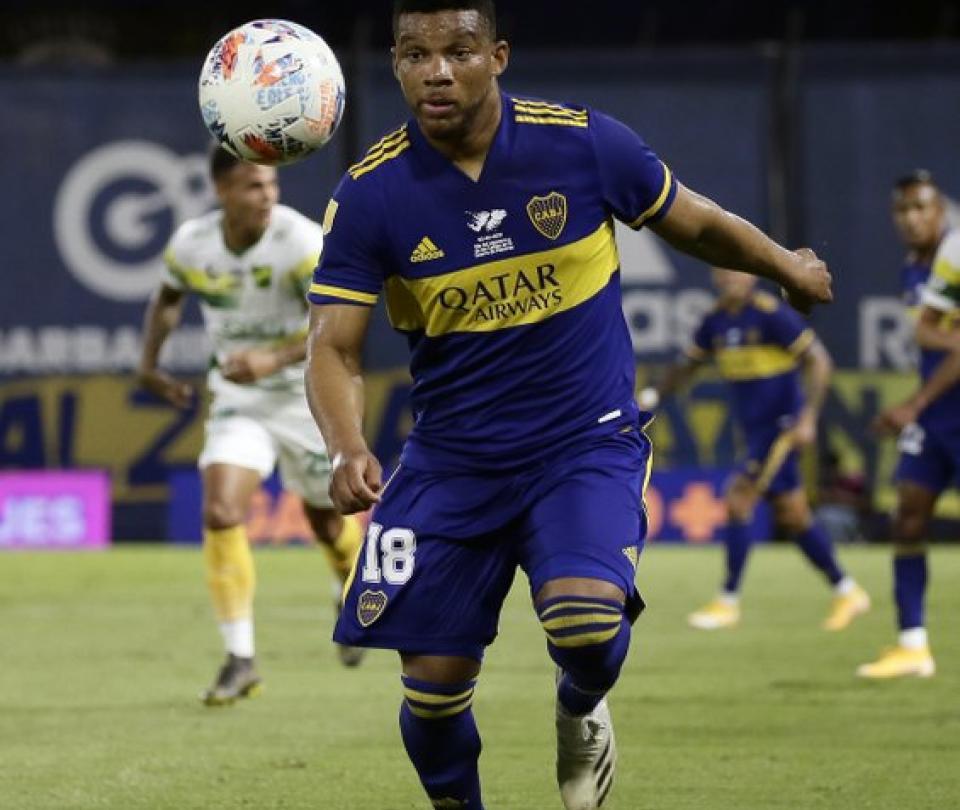Resumen Liga de Argentina Boca Juniors Ganó River Plate empató | Colombianos en el Exterior 1