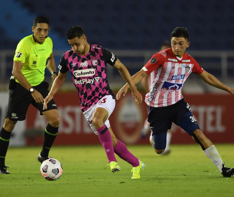 Santa Fe vs Junior, no se jugará en Colombia: cambio en Libertadores 1