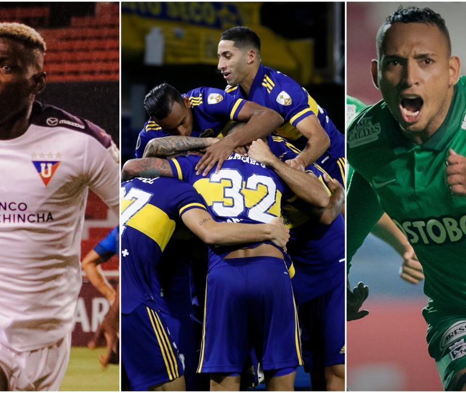 Copa Libertadores: resumen, resultados y posiciones después de la fecha 2 | Copa Libertadores 1