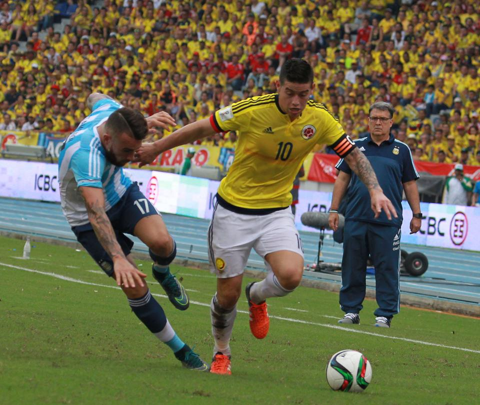 Fifa confirma la sede para Colombia vs Argentina por Eliminatorias 1