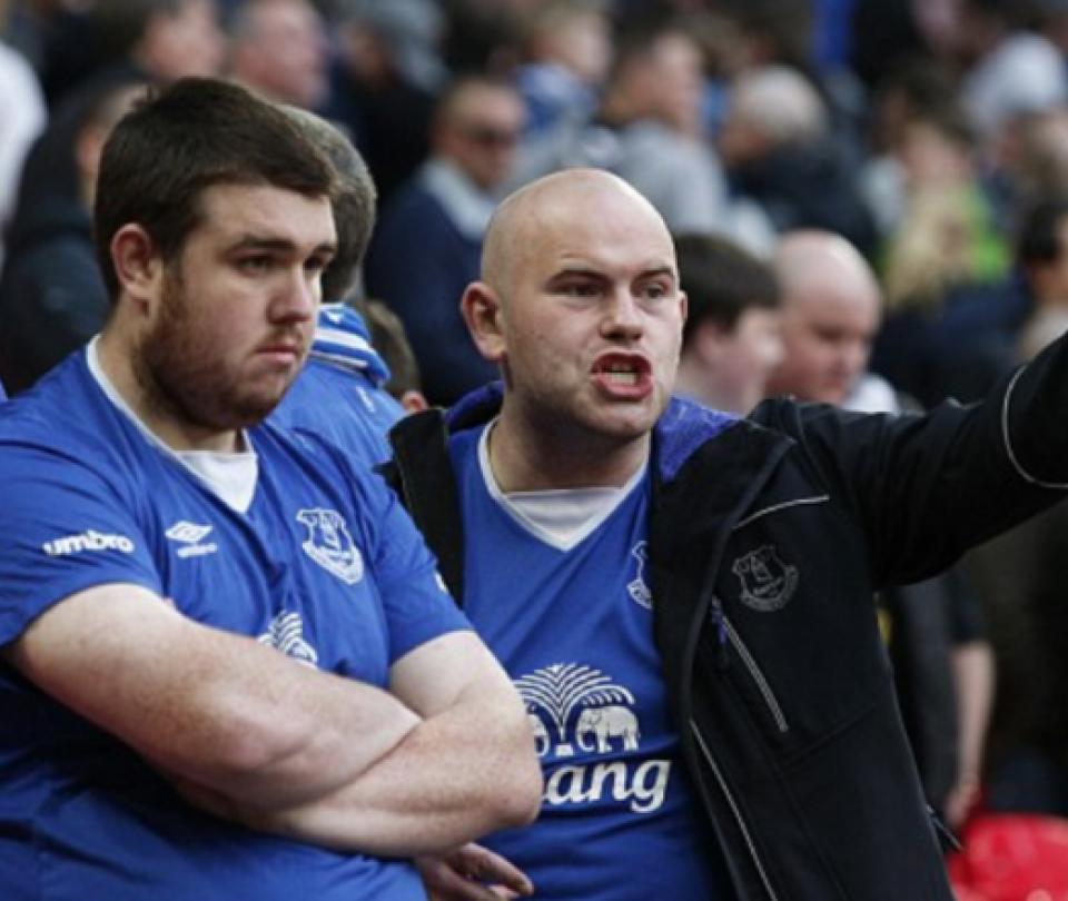 Fans en Liga de Inglaterra: curioso estudio sobre aficionados ¿qué equipo tiene más hinchas calvos?   Curiosidades de fútbol 1