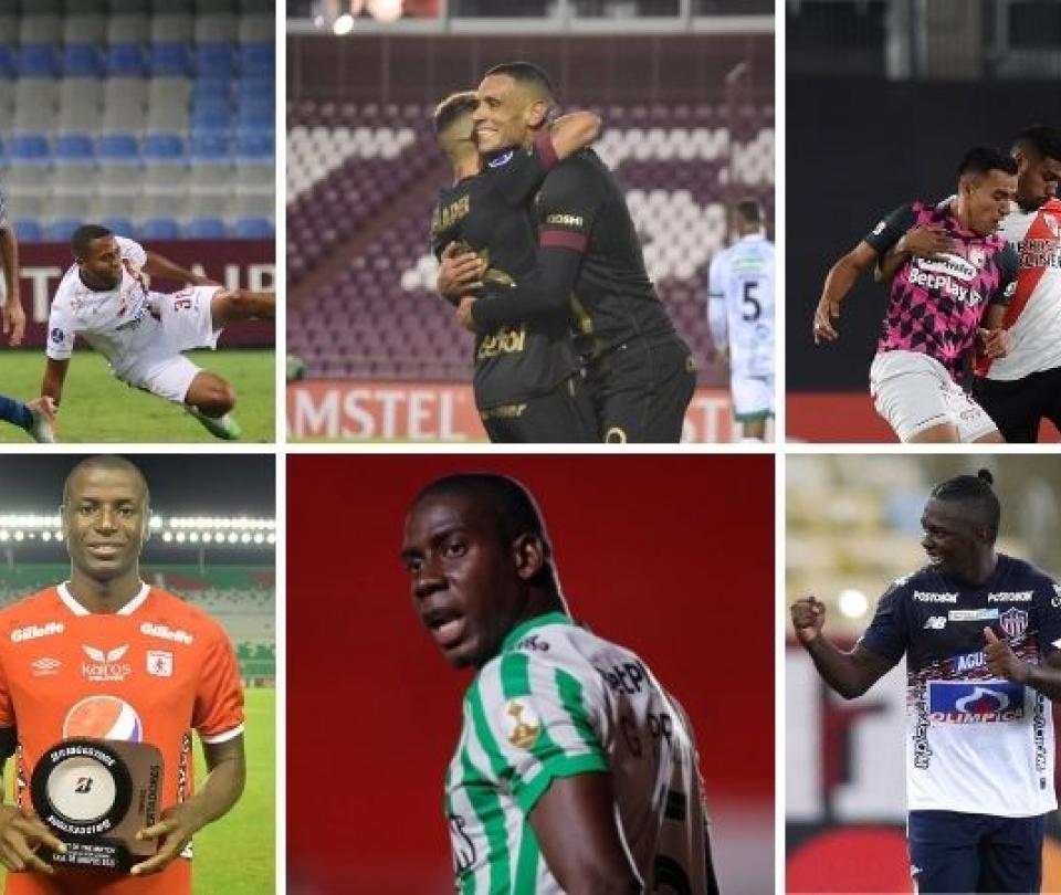 Copa Conmebol Libertadores:Balance equipos colombianos en jornada 5 y Copa Sudamericana | Copa Libertadores 1